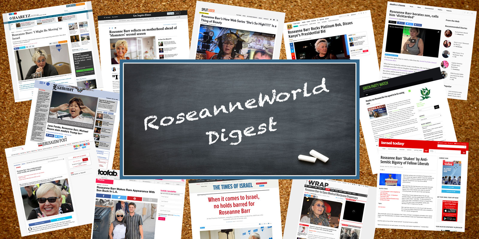RoseanneWorld Digest