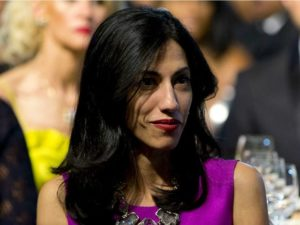 Clinton Right Hand Woman Huma Abedin Takes the Stage at Center of Email Scandal