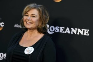 Roseanne Barr leaves politics behind, mostly, in Las Vegas stand-up stop